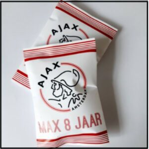 Printable chips wikkel Ajax